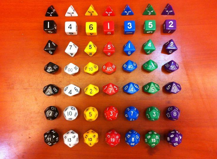 Dnd dice (7 dices set) kerstcadeau, Valentijnsdag gift, een verjaardagscadeau, Kinderen onderwijs, rekwisieten, Souptoys