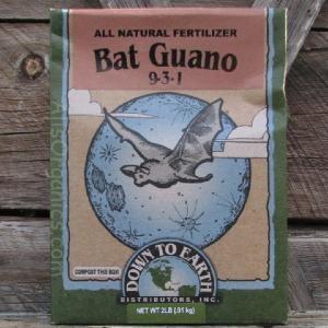 Bat Guano 9-3-1 Organic High Nitrogen Fertilizer