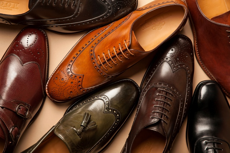 Discover a small part of our custom made shoes experience