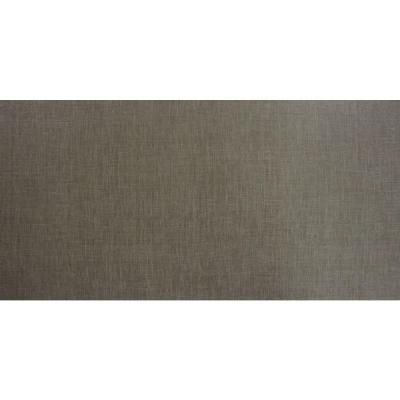 Fiandra Olive 12 in. x 24 in. Glazed Porcelain Floor and Wall Tile (16 sq. ft. / case)- option for fireplace wall surroung