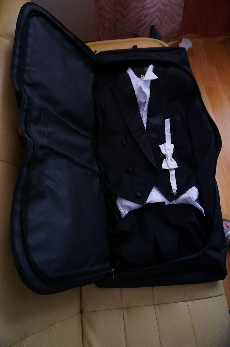 orchestra suit tails
