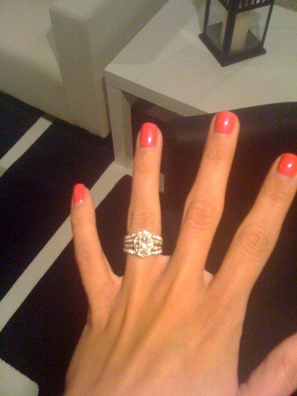 Best 25 Maci Bookout Engagement Ring Ideas On Pinterest