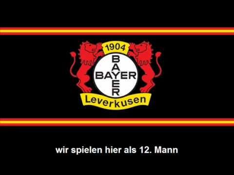 Hymne TSV Bayer 04 Leverkusen (Lyrics) - Hino do Bayer Leverkusen ...