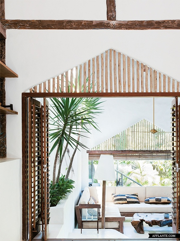 Beautiful Craftsman's House in Trancoso, Brazil | Afflante.com