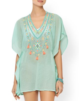 Kaftans & Cover Ups | Beach Kaftans & Tops | Accessorize