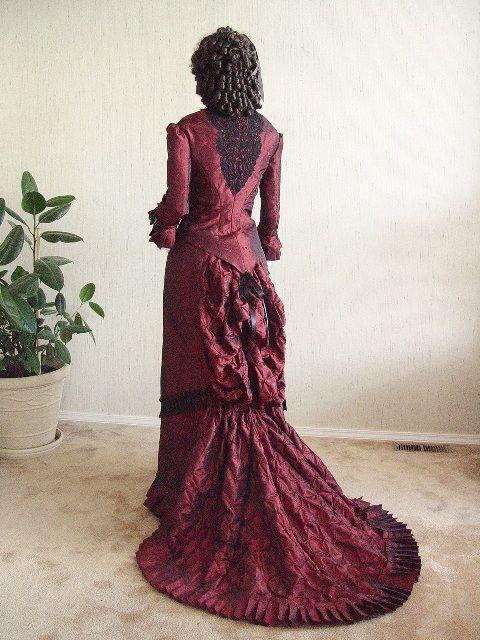 Victorian Evening Dresses - Plus Size Dresses
