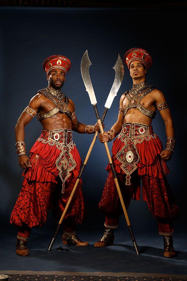 Persian Guards | J&J.