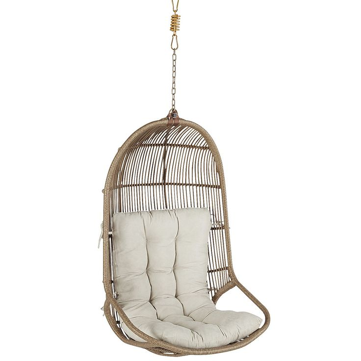 Swing Chair - Pier One - $299 - look at hanging part...