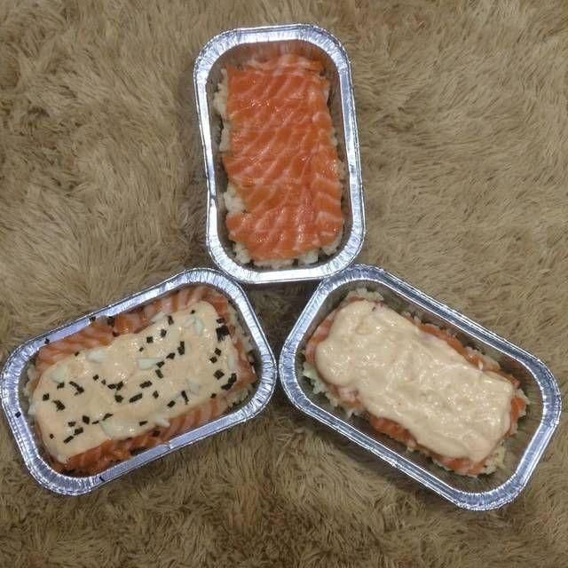 Pin Di Salmon