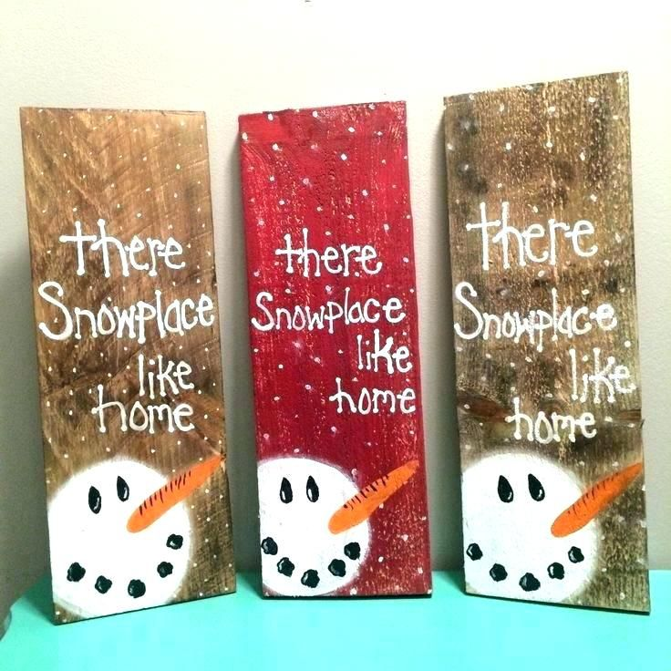 Handmade Christmas Signs Wooden Signs Easy Wooden Crafts Handmade Signs Fun For Wooden Signs Fo Wooden Christmas Crafts Christmas Crafts Christmas Pallet Signs