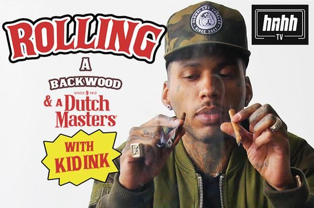 """Kid Ink Shares His Most-High Story In """"How to Roll"""""""