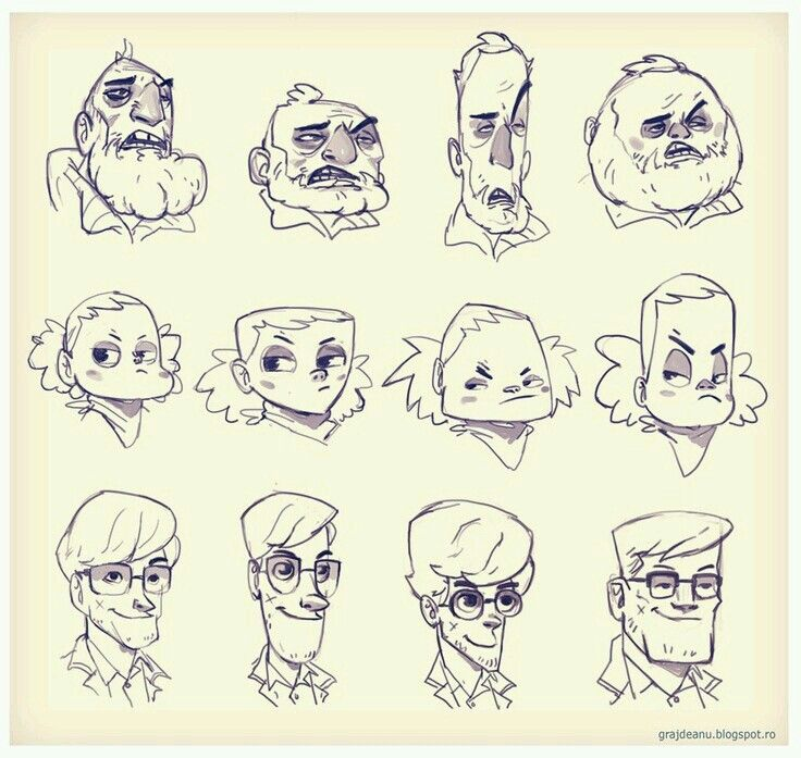Character Design Tutorial Free : Best the face images on pinterest drawings cartoons