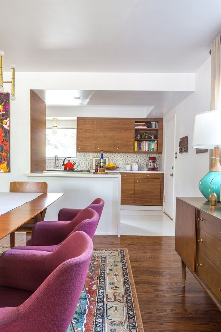 Unsere Mid Century Modern Kitchen Renovation Avs Des Home Home