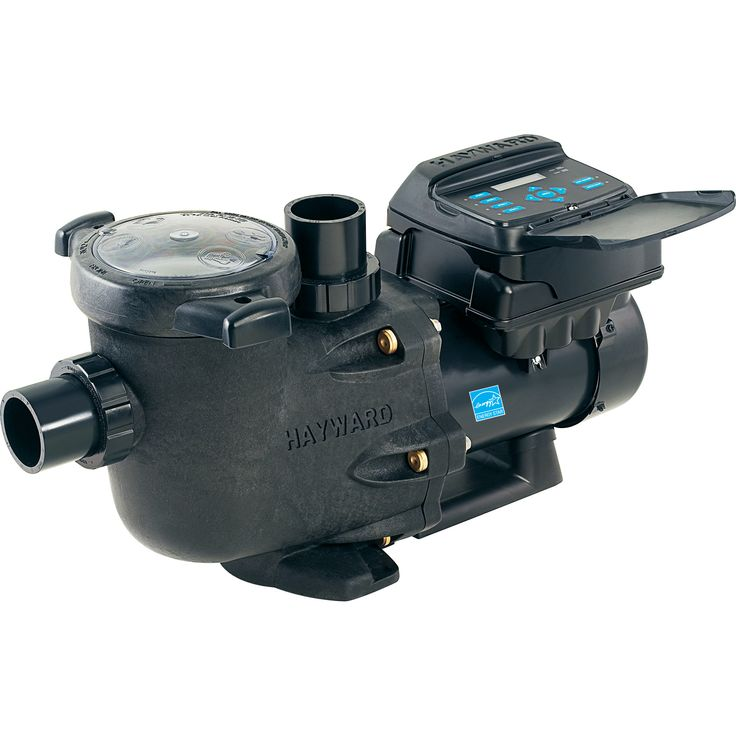 Variable-speed pool pumps are the ultimate way to save energy. TriStar® VS variable speed pump is specifically designed to replace most full-rate high performance pumps up to 1.5 full-rate or 2.0 max-ra... #BestSeller #PoolSuppliesCanada #Pump #PoolPumps #Inground #DIY #Backyard #Sale #LowestPrices #FreeShipping