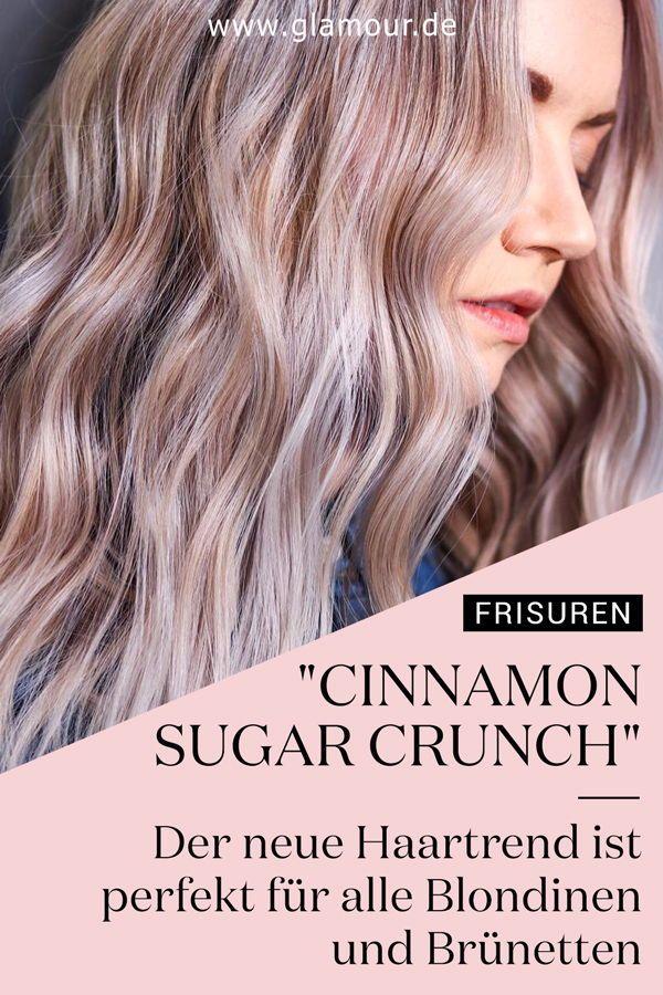Cinnamon Haarfarbe