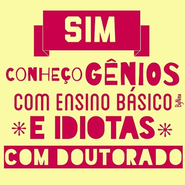 #educação #frases #pensenisso