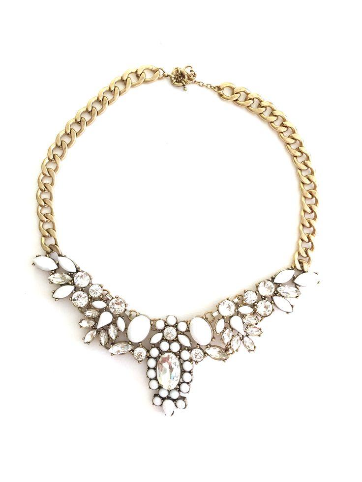 ELLA Necklace ---------------------- SHOP :: www.sparklyfix.com