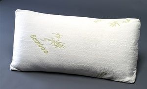 Groupon - Bamboo Memory Foam Pillows from $ 29.99–$59.99  in [missing {{location}} value]. Groupon deal price: $29.99