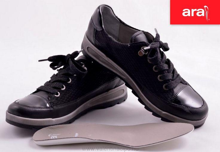 Egy újabb Ara női félcipő, a legmagasabb kényelem :)  http://valentinacipo.hu/ara/noi/fekete/zart-felcipo/137446139  #ara #ara_cipő #ara_webshop #ara_cipőbolt