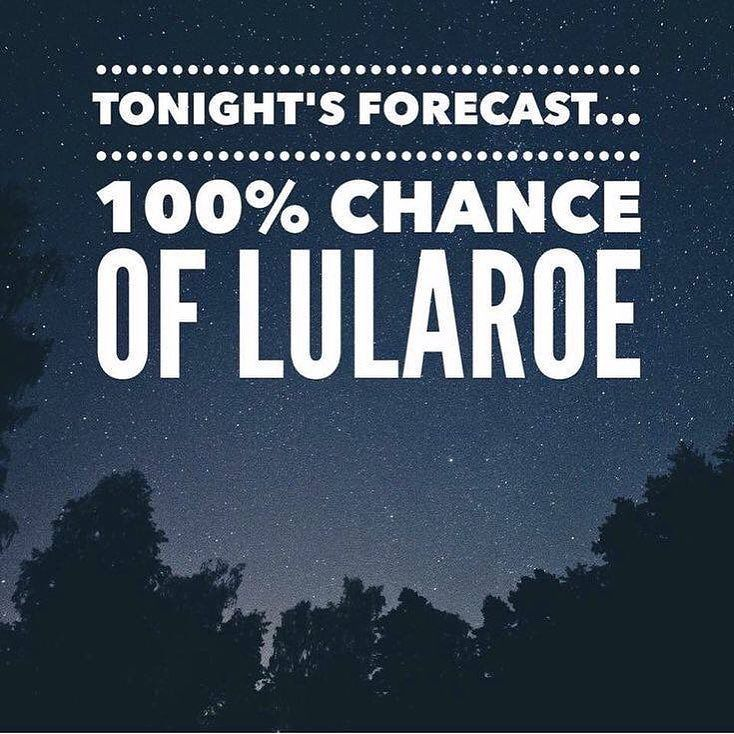 It will be raining  #lularoe goodness all night long at the @lularized boutique!  We've got an album sale going up at 6pm PST which includes a TON of brand new never before seen inventory.  Be sure to join our group so you can join in all the fun! (Link i