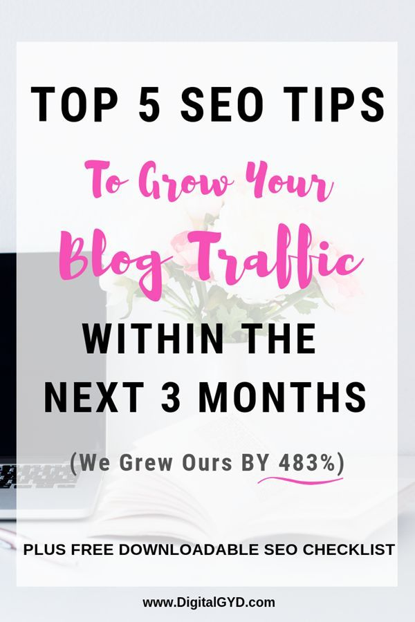 SEO in 2019: Top 5 SEO Trends To Look Out For (#3 is From