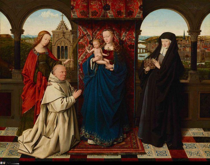 Jan van Eyck Masterpiece Unveiled at Speed Art Museum