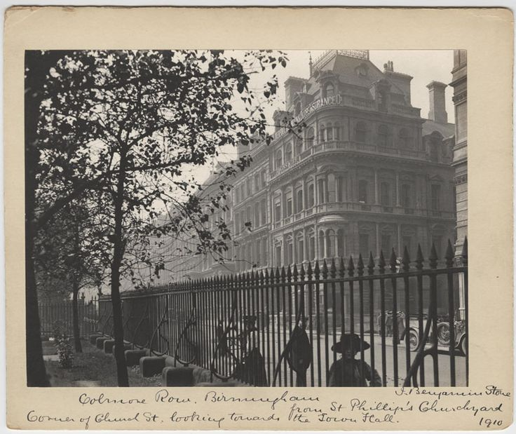 Colmore Row