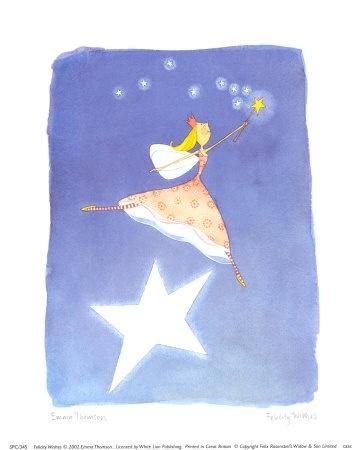 Flying among the stars