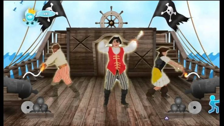 """Just Dance Kids 2014 - """"A Pirate You Shall Be"""" - 5,265 + Score"""