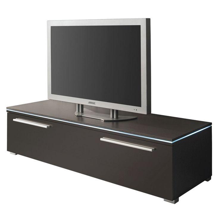 25+ best ideas about sideboard grau on pinterest | tv wand weiß ... - Wohnzimmer Hochglanz Grau
