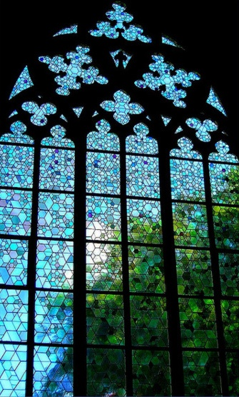 Blue and GreenBlue And Green, Beautiful Stained Glasses, Blue Windows, Blue Stained, Church Windows, Blue Glasses, Blue Green, Glasses Art, Stained Glasses Windows Europe