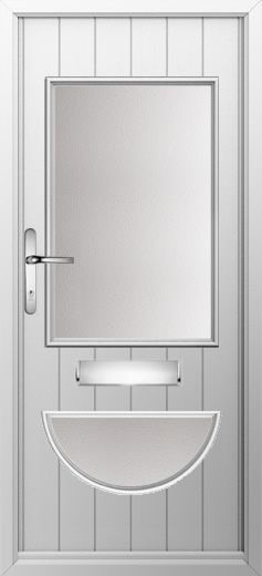Composite door ex&le of underbelly in white. High quality secure and in your & 874 best New Composite Door range at Just Value Doors images on ... Pezcame.Com