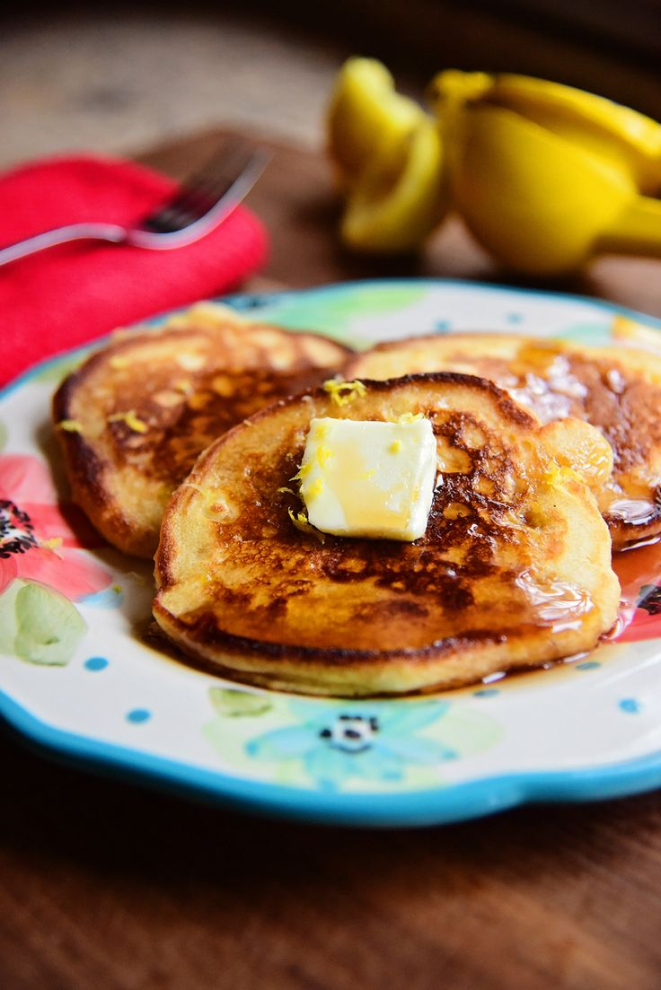 Lemon Pancakes | The Pioneer Woman