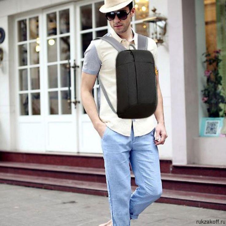 Рюкзак Trunk Black