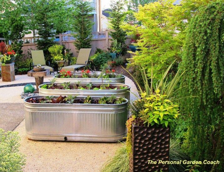 Garden Designers Roundtable: Designers Home Landscapes