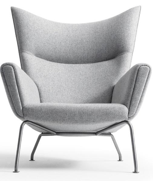 Wing Chair, Sillón Orejero... Mi rincón del mundo preferido...