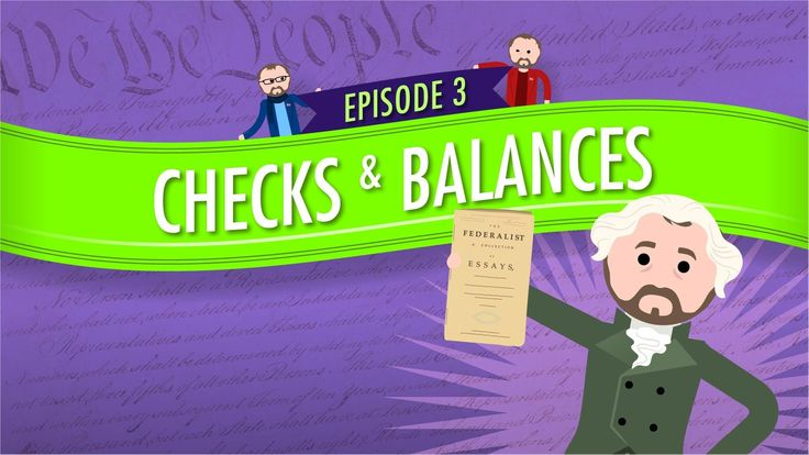 In which Craig Benzine teaches you about the US Governments Separation of powers and the system of checks and balances. In theory, the Legislative Branch, th...