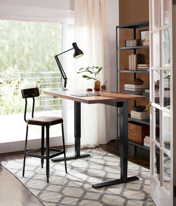 12 Standing Desks That Don T Belong In An Office Building Office Desk Designs Standing Desk Office Home Office Furniture