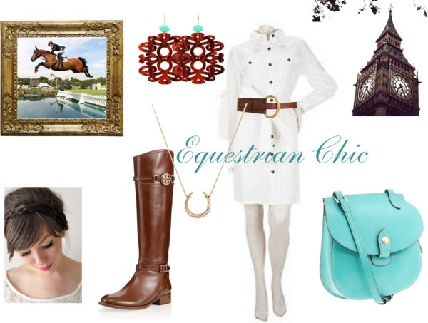 """""""Equestrian Chic"""" by dearprugaslight on Polyvore"""