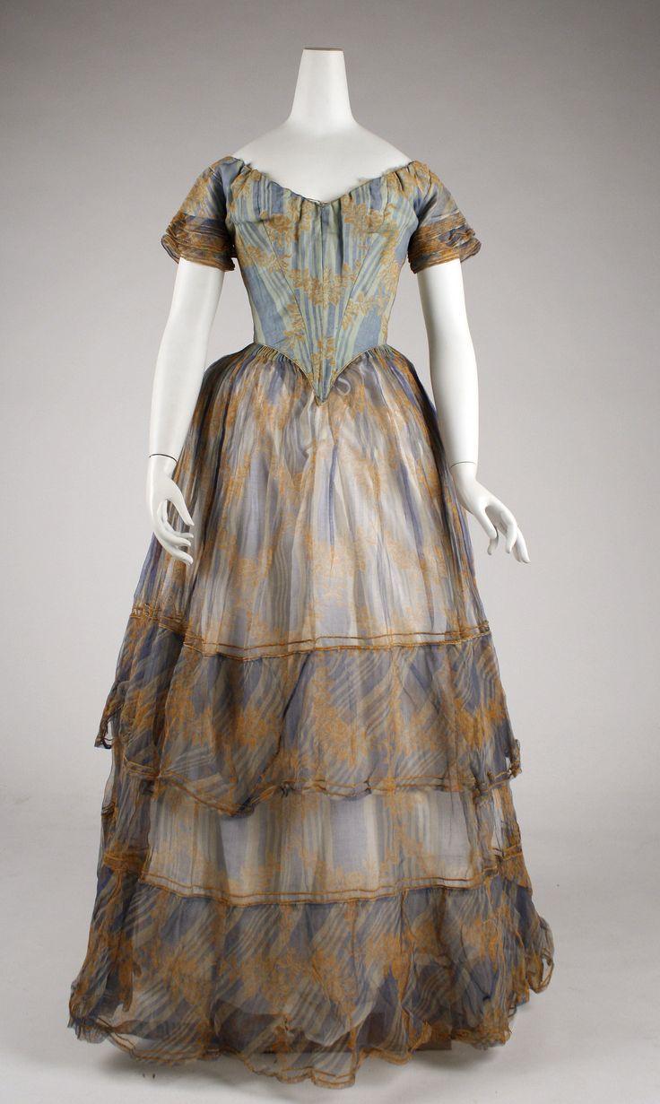 Victorian Ballgowns