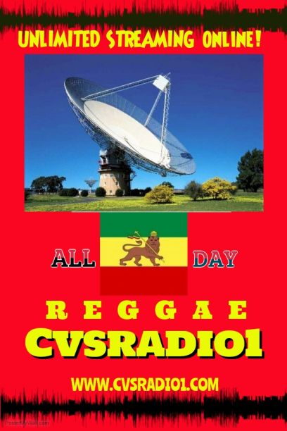 Welcome to CvsRadio1 reggae radio online and enjoy streaming reggae music for your listening and dancing mood. Stay tune for more music on CvsRadio1 reggae radio. Our live reggae radio show is coming soon online. Jangala Roots production. CvsRadio1 is now streaming blazing hot reggae music online 24 hours daily and you can get your Free radio app on Google play, iTunes, BlackBerry app stores.