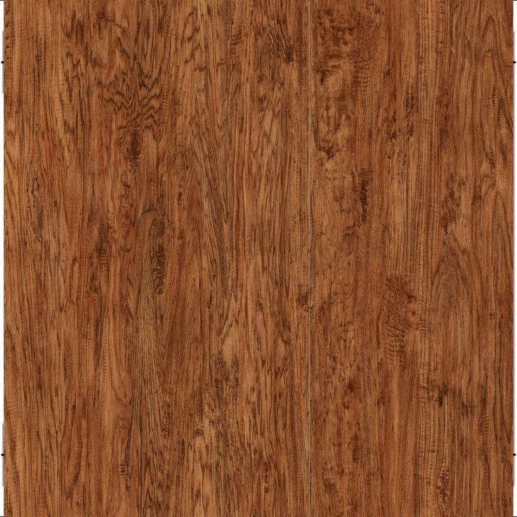 Kronotex 4.92-in W x 3.99-ft L Handscraped Rustic Hickory Laminate Wood Planks | Lowe's Canada