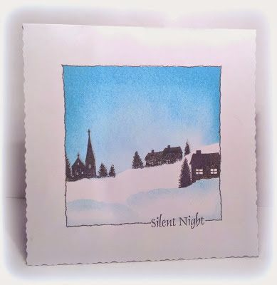 Clare Curd Crafts: Silent Night
