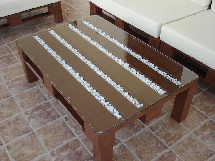 DIY Paso a paso de muebles de porche con pales