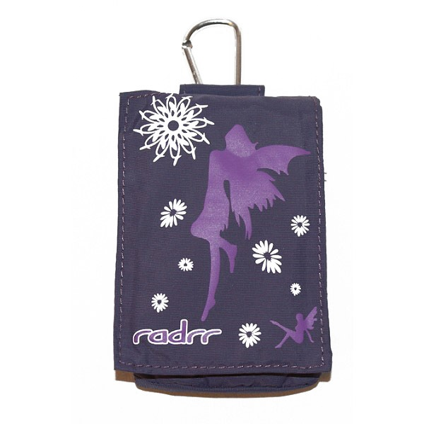 Fairies and Flowers [insulin pump case]