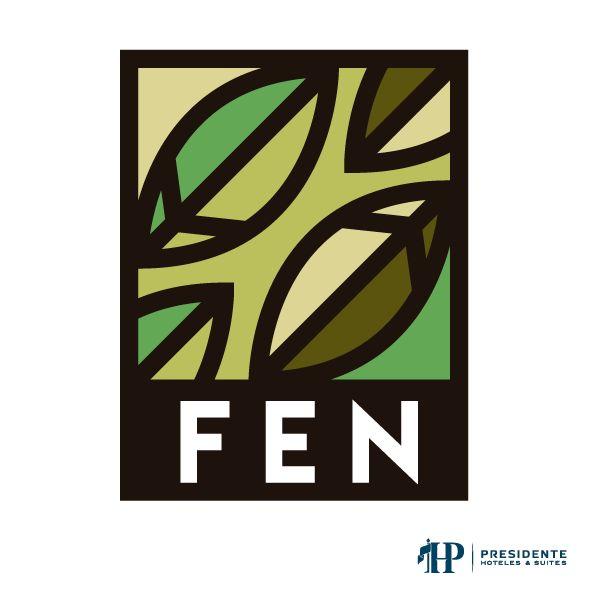 """Branding Restaurant """"FEN"""" , Hotel Presidente Concepción. (16 de Julio del 2016)"""