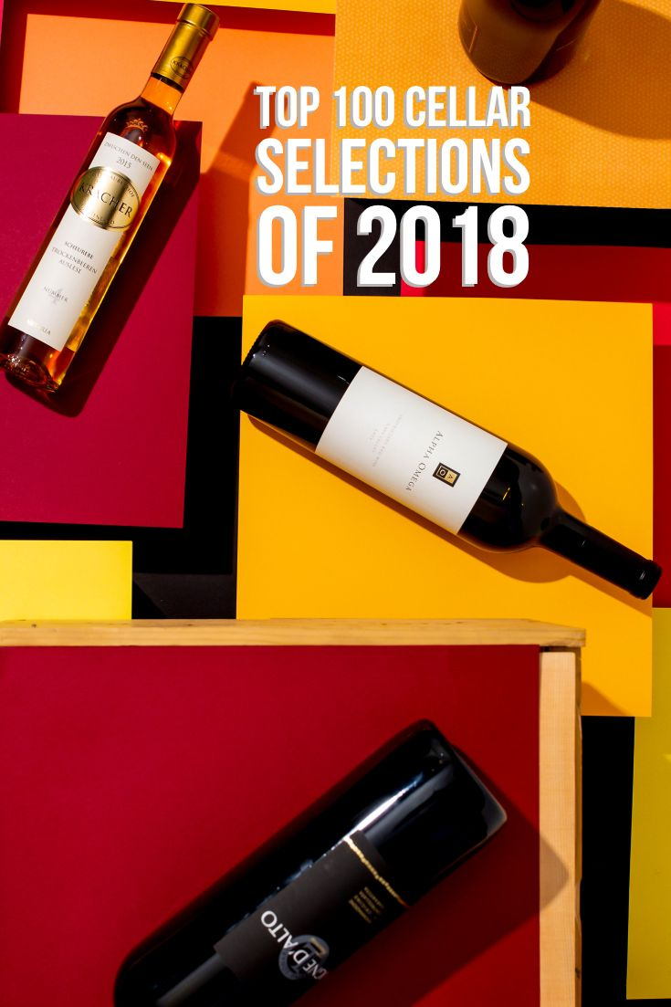Top 100 Cellar Selections Of 2018 Wine Enthusiast Vintage Wine Wine Case Wine Making Process
