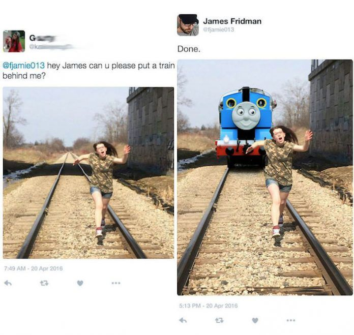 James Fridman : l'as de Photoshop qui ne vous aidera jamais !