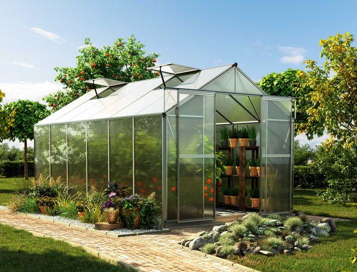 Pin Auf Tomatenhaus Bauen