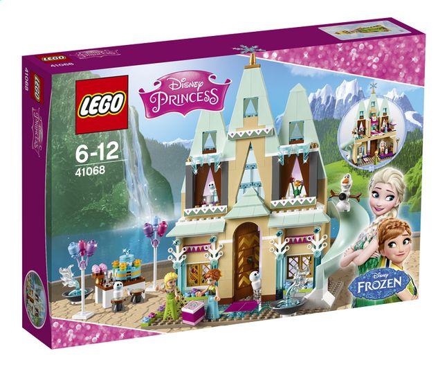 Kom Anna's verjaardag vieren in het LEGO Disney Prinses kasteel (41068) in Arendelle. Allerlei lekkernijen zoals taartjes en cupcakes staan op je te wachten!